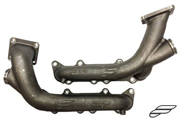 Picture of Fluid Turbo Exhaust Manifolds for 2011-14 Mustang GT