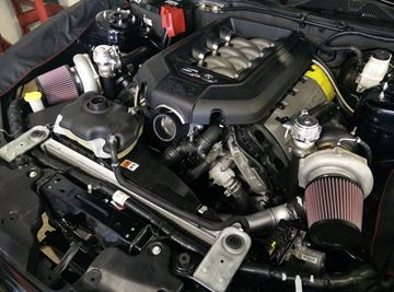 Picture of Fluid Turbo Kit for 2011-14 Mustang GT